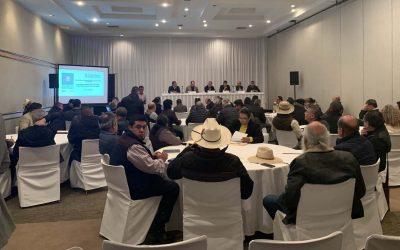 Foro Regional hacia la Construcción de una nueva Ley de Aguas Nacionales